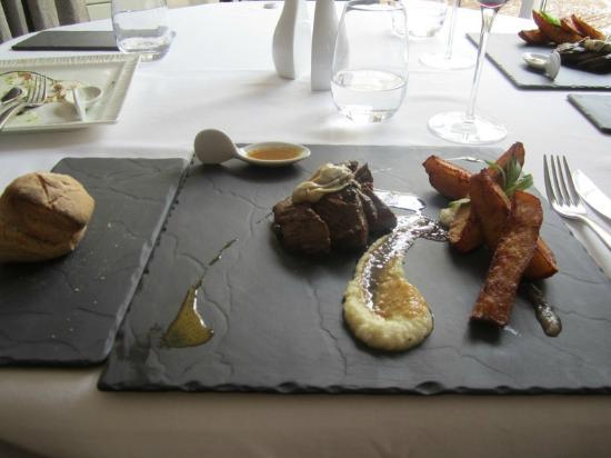 Restaurant Vincent Croizard : Main Course