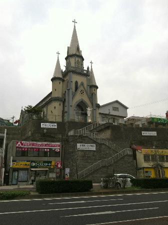 Miuracho Catholic Church : Miuracho Church, Church of the Sacred Heart