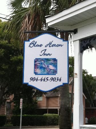 Blue Heron Inn - Amelia Island: Please Call Us at 904-445-9034