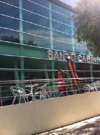 Hotel Baruk Teleferico y Mina: restaurat el hotel