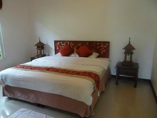Le Piman Resort: la chambre