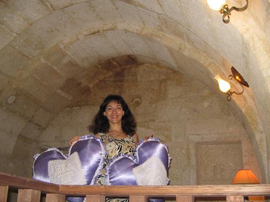 Yusuf Yigitoglu Konagi: dormitorio cueva