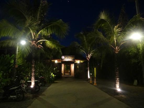 Le Piman Resort: Entrée de l'hotel