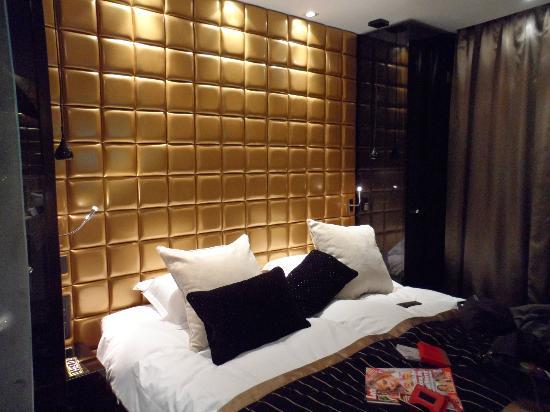 Platine Hotel: habitacion
