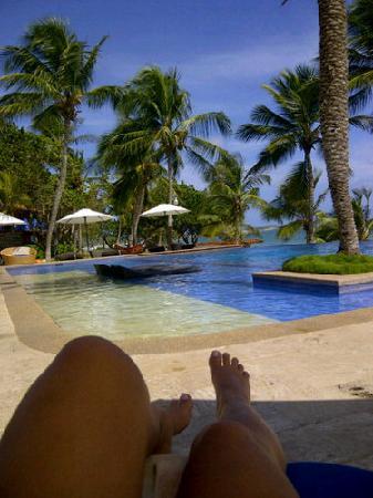 Chana Hotel : piscina