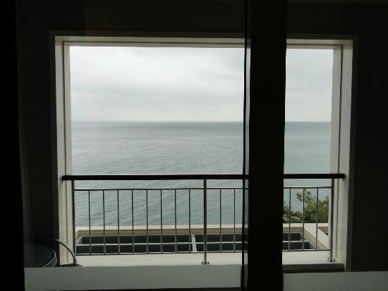 Hotel Saudade: Las vistas desde la habitación