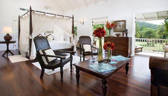 The Inn at English Harbour: Suite