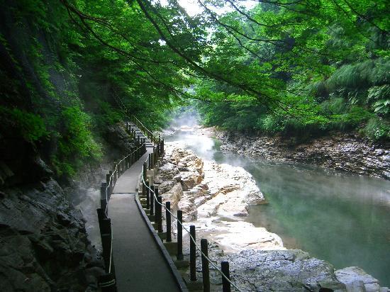 Oyasukyo Daifunto: 散策路1