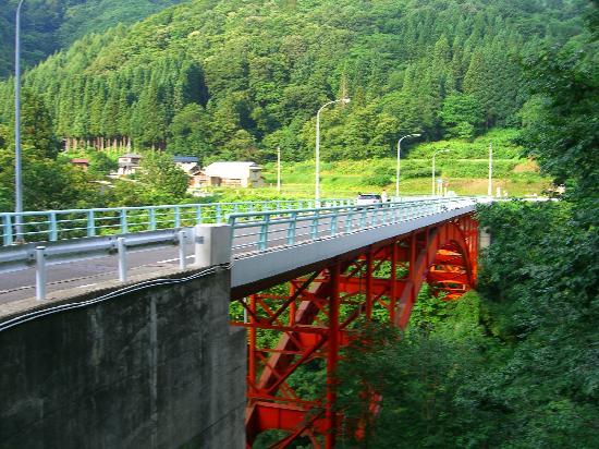Yuzawa, Japan: 橋