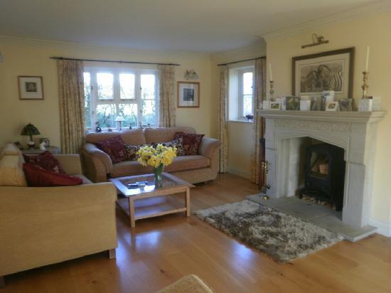 Ashfield House Luxury B&B: Guest Lounge