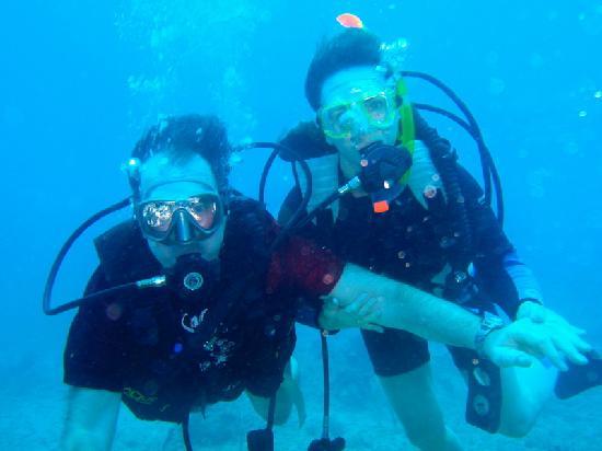 Dockyard Divers: entspanntes Tauchen