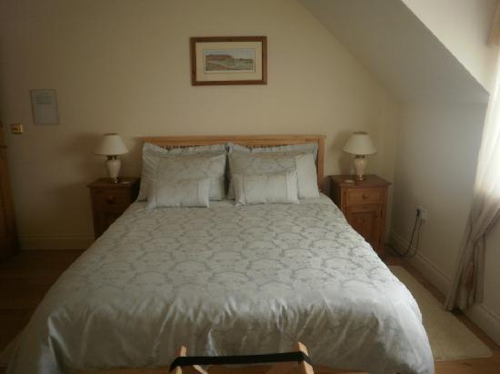 Ashfield House Luxury B&B: Bedroom