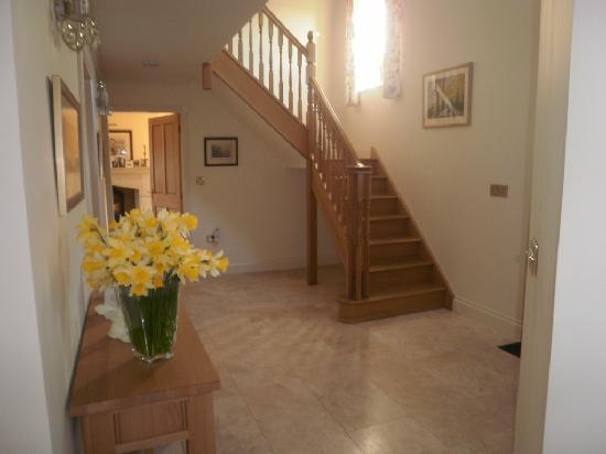 Ashfield House Luxury B&B: Entrance Hall
