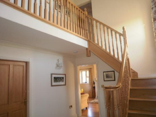 Ashfield House Luxury B&B: Stairs