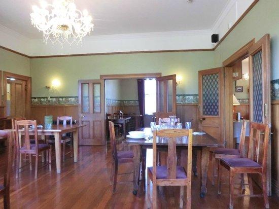 1908 Cafe Restaurant: Interior of 1908
