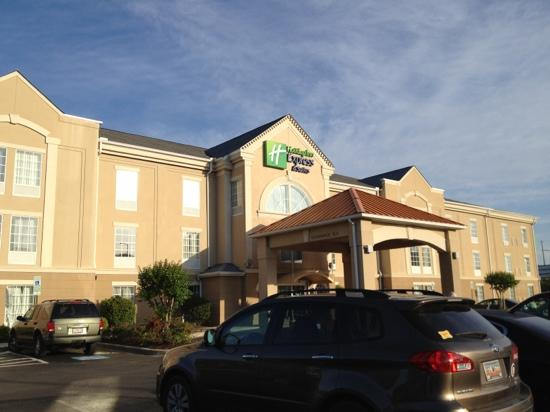 Holiday Inn Express & Suites Orangeburg: Holiday Inn Express
