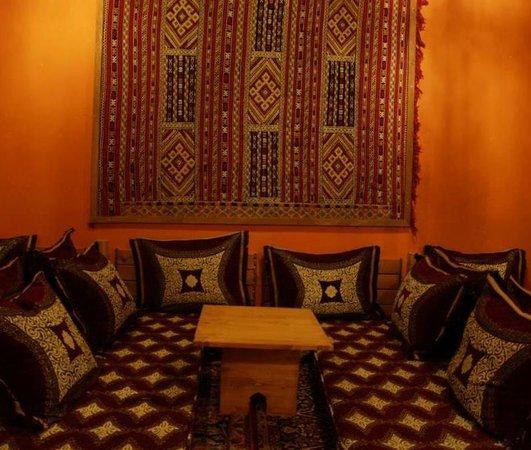 Assamica Tearoom : A hand made Berber rug from Morocco