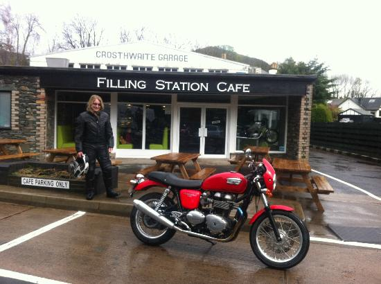 The Filling Station: The perfect break on a day out in the Lake District!