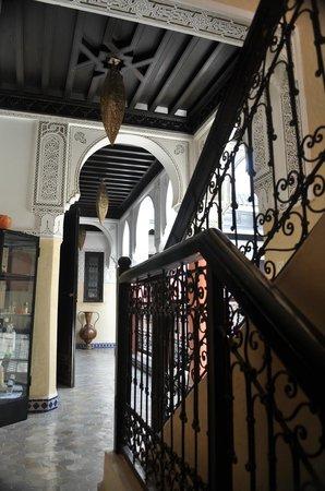 Riad Reves D'orient: Foyer