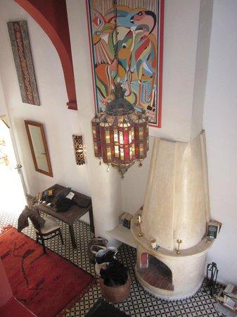 Riad Watier: Room