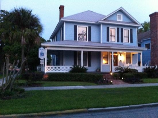 Blue Heron Inn - Amelia Island: Blue Heron Inn, historic district
