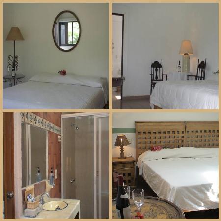 Hotel La Tierra Prometida: variedad de habitaciones