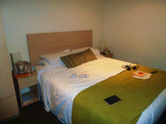 Waldorf Tetra Serviced Apartments: One of the rooms