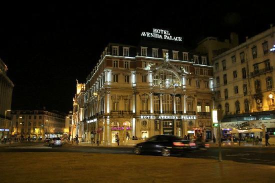 avenida palace picture of hotel avenida palace lisbon. Black Bedroom Furniture Sets. Home Design Ideas