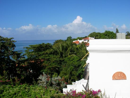 The Villas at Serenity Bay: The Villas look over the Caribbean near Rincon, Puerto Rico