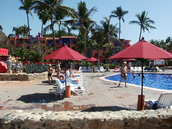 Royal Decameron Complex: one of the pool areas