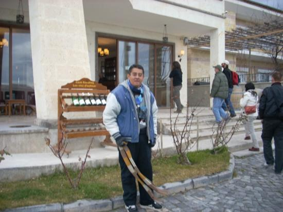 Ailanpa Wine Bar : Entrance
