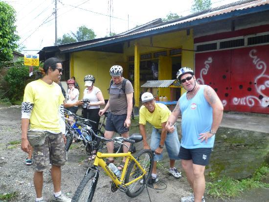 Bali Bike Baik Cycling Tours: Getting ready