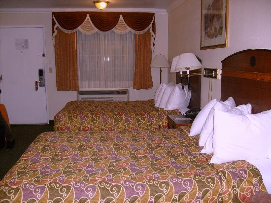 Super 8 Ukiah: Nice curtains!