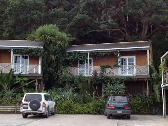 Anchor Lodge Coromandel: The captain's lodge