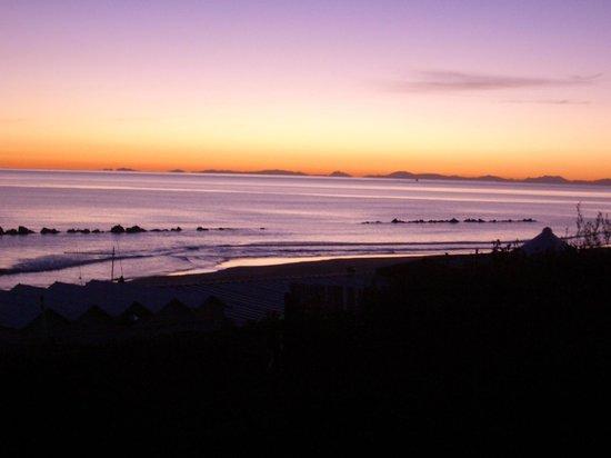 Bagno Castiglione : sunset