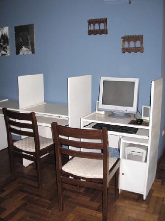 Buena Vista Hostal: Internet access - WiFi available