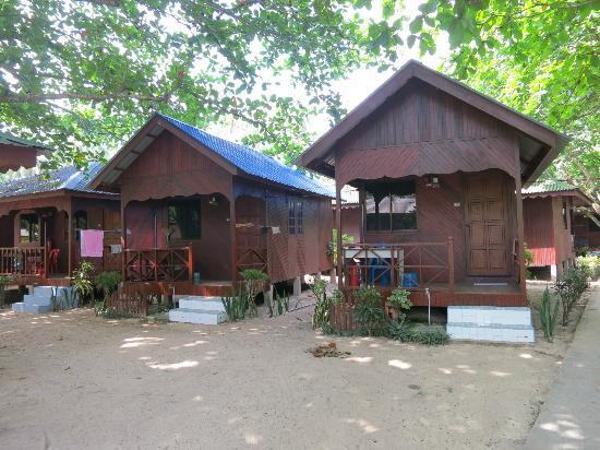 Salang Pusaka Resort : Room outer.