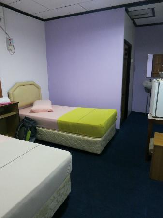 Salang Pusaka Resort : Standard room.