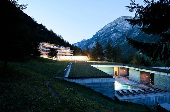 Вальс, Швейцария: Therme Vals... hotel and spa