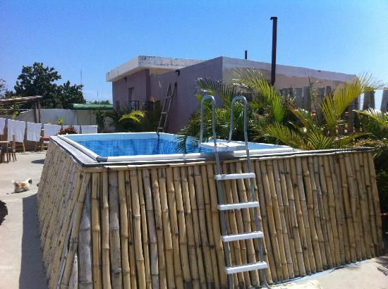 Adam Suites: Pool am Dach
