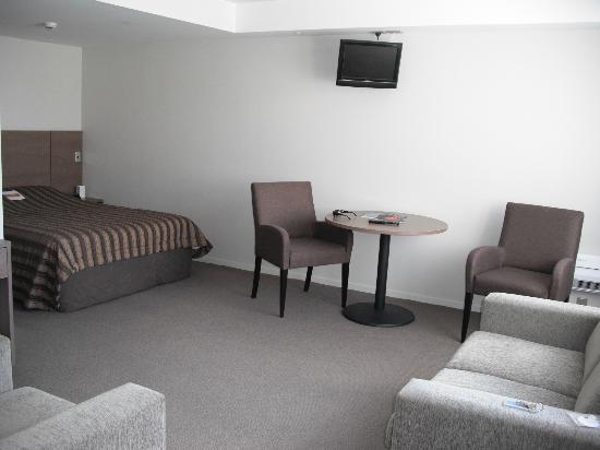 Copthorne Hotel Rotorua: Superior suite