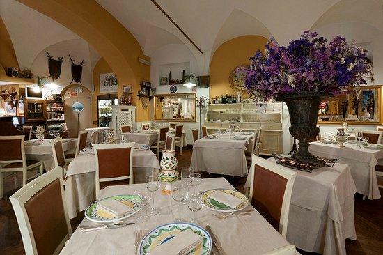 Capricci Siciliani : Il Ristorante