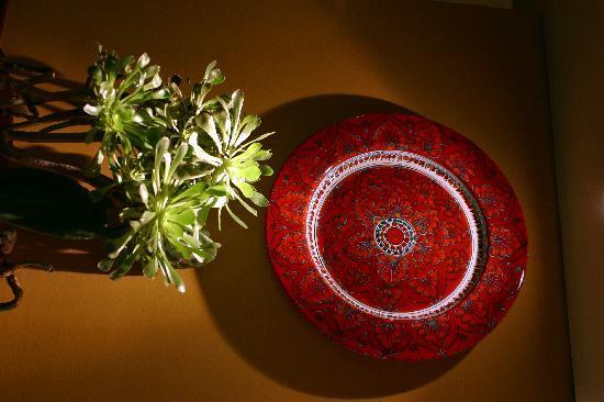 Capricci Siciliani : Un dettaglio della sala
