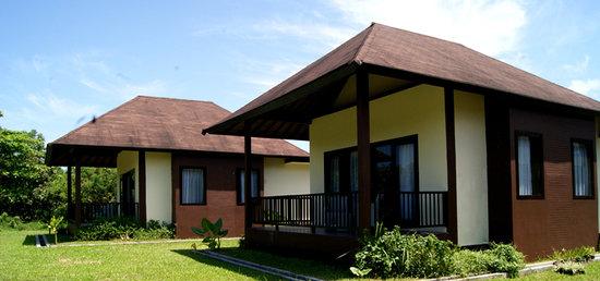 NDC Resort Dive & Spa: Villa Exterior