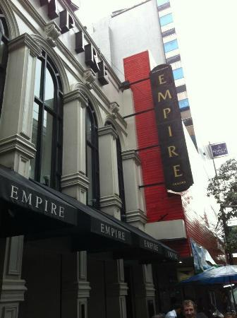 Empire Tailors from outside