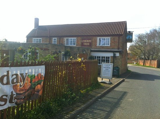 Fantastic Pizza The Cherry Tree Ely Traveller Reviews