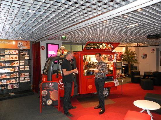 Alto Cafe: Alto café, Fnac Montpellier