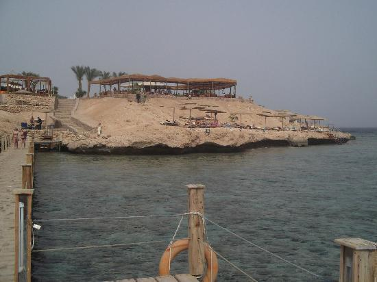 El Fanar: View from end of pier