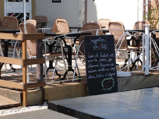 Restaurant El K'lamar: le plat du jour