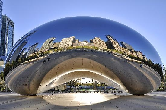 Cloud Gate: The Bean
